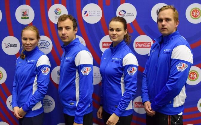 Eesti curlinguvõistkond