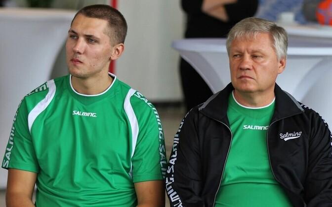 Veiko Luik ja Jüri Lepp