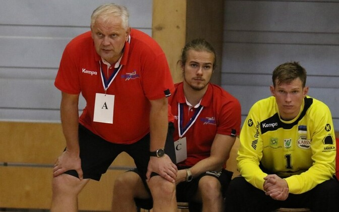 Kalmer Musting, Sten Siitam ja Jürgen Lepasson