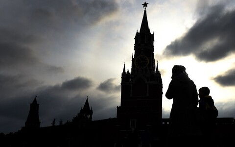 Kreml Moskvas.