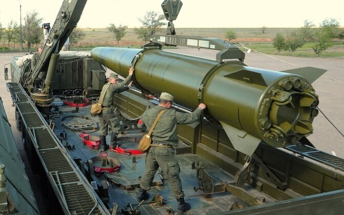 ВРФ подтвердили размещение «Искандеров» вКалининградской области— Они там есть