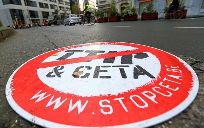 CETA vastane loosung.