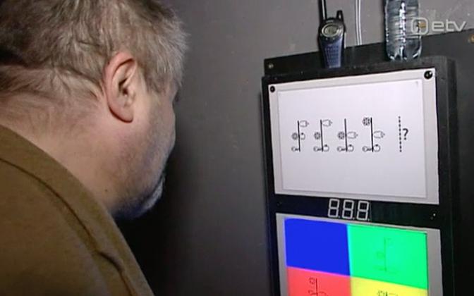 Чтобы выйти из квест-комнаты, нужно решить головоломки.