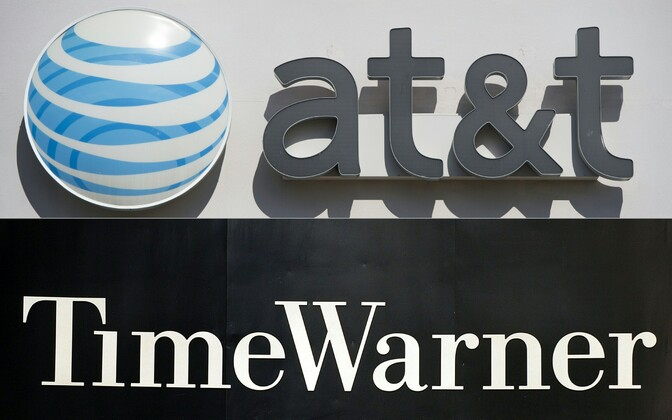 Компания AT&T купила Time Warner.