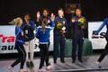 Команда эстонских шпажисток стала победителем домашнего этапа Кубка мира по фехтованию.