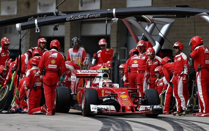 Ferrari boksipeatus
