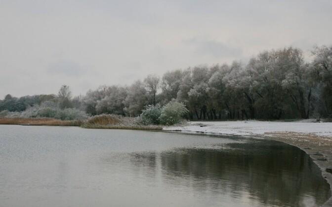 Озеро Харку.