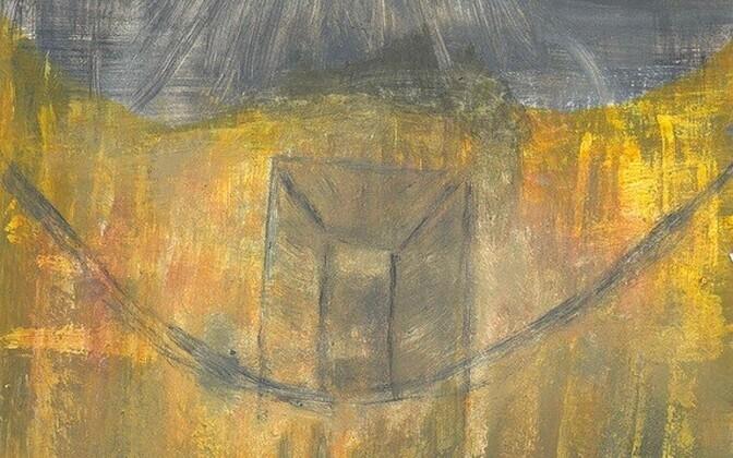 näitefragment Dubovi maalikunstist