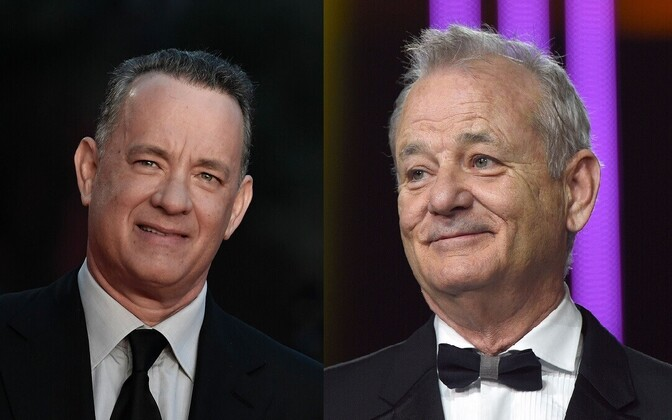 Tom Hanks ja Bill Murray