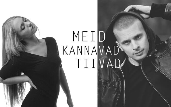 Maia Vahtramäe ja Kenneth Rüütli