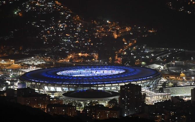 Rio de Janeiro olümpia peastaadion