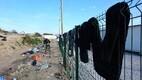 Calais' laager.