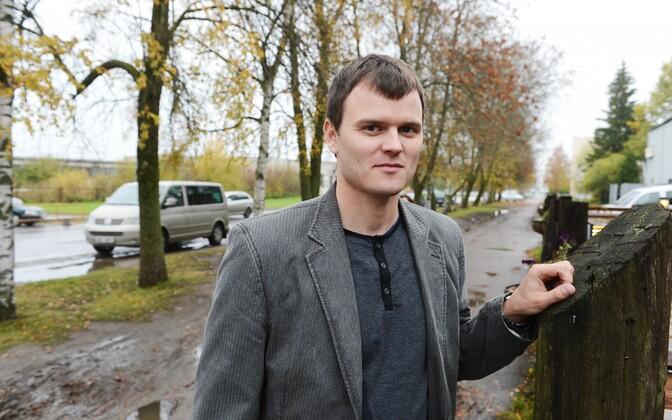 Kuressaare linnapea ja Saaremaa Omavalitsuste Liidu juht Madis Kallas.