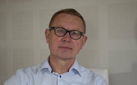 Viktor Trasberg on Tartu ülikooli dotsent.