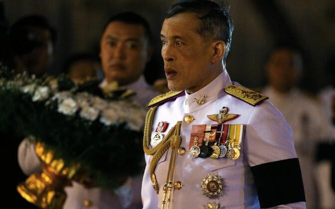 Tai kroonprints Maha Vajiralongkorn.