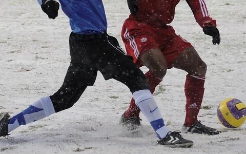 Jalgpall lumes