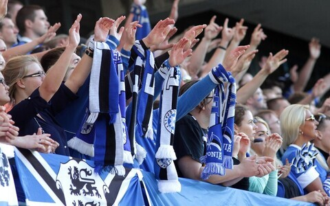 Eesti jalgpallifännid