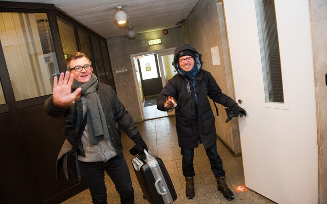 Жюри конкурса Eesti Laul.