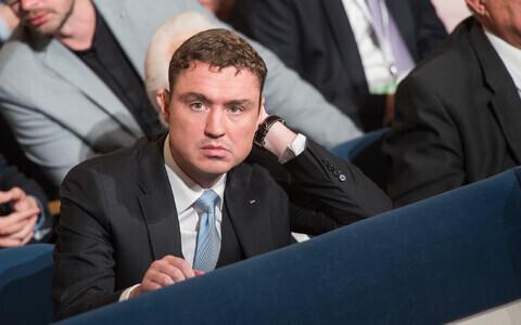 Former Prime Minister Taavi Rõivas (Reform).