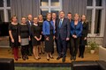 Ühispilt Eesti saatkonna töötajatega.