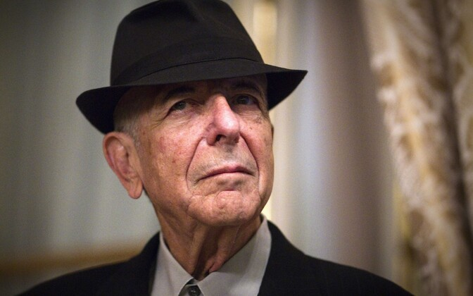 Kanada laulja ja luuletaja Leonard Cohen, 21. september 1934 – 7. november 2016