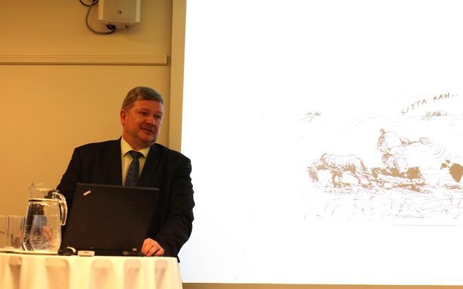 Teadusprorektor Marco Kirm soovis ülikooli viljakuse suurendamiseks rohkem kriitikat.