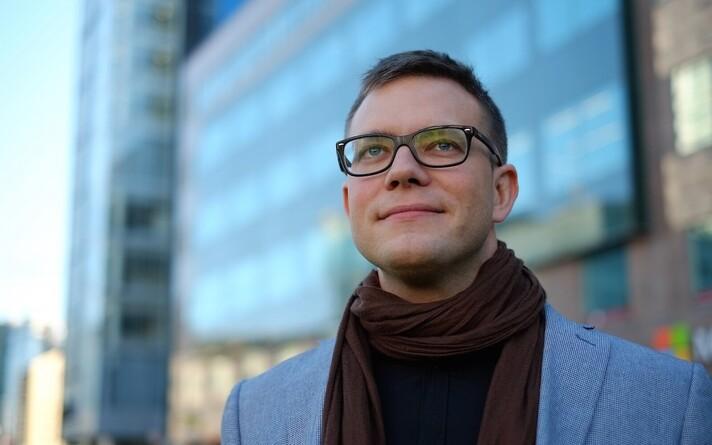 Dario Cavegn, ERR News.