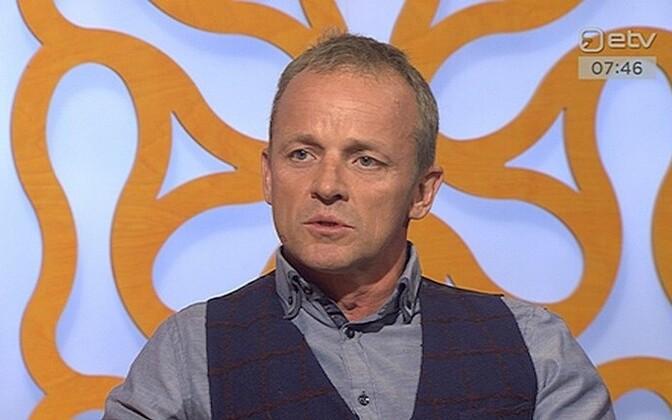 Krimelte CEO Jaan Puusaag.