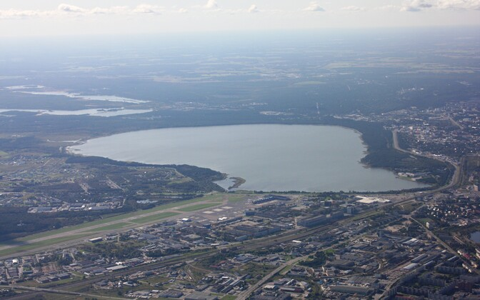 On teada legend, et kui Tallinna linn ühel päeval valmis saab, ujutab Ülemiste vanake linna üle. Kas see on loodusgeograafiliselt võimalik?