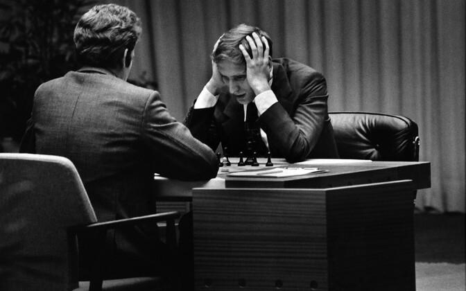 Bobby Fischeri ja Boriss Spasski vaheline tiitlimatš 1972. aastal
