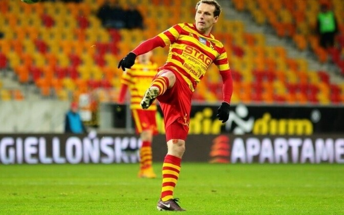 Константин Васильев проводит яркий сезон в составе