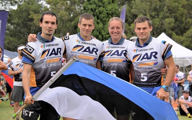 Eesti võistkond Estonian ACE Adventure Team koosseisus Timmo Tammemäe, Silver Eensaar, Rain Eensaar ja Mariann Sulg sai seiklusspordi MM-il üheksanda koha.