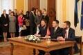 Коалиционный договор подписан