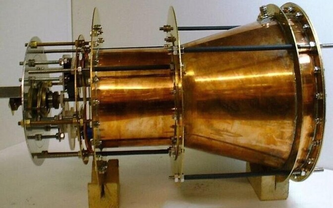 EM-ajami prototüüp.