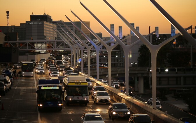 Liiklus Los Angeleses