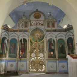 Kolga-Jaani kiriku ikonostaas