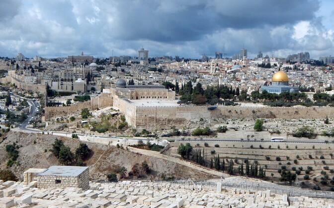 Vaade Jeruusalemmale