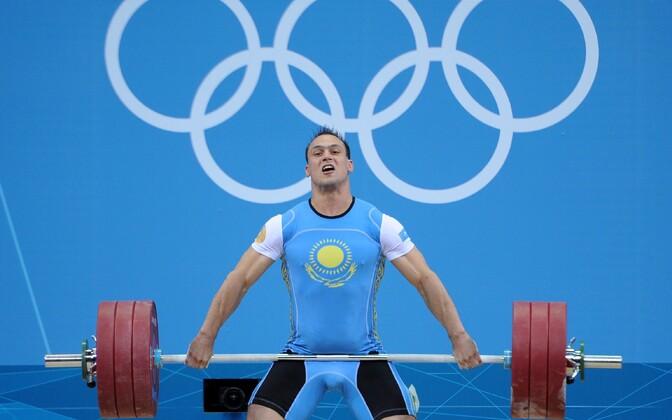 Ilja Ilin 2012. aasta olümpiamängudel