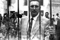 Фидель Кастро в 1956 году в мексиканской тюрьме.