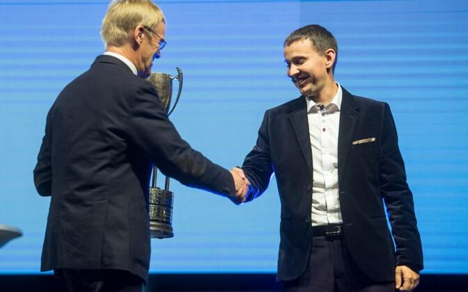 Ari Vatanen, Raigo Mõlder