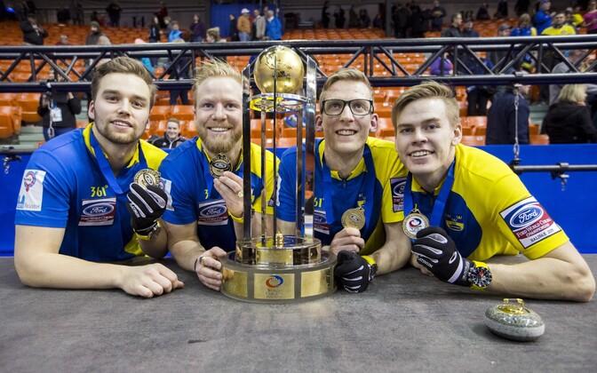 Rootsi curlingukoondis