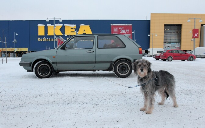 Many Estonians travel across the Gulf of Finland to one of two IKEA locations located just outside of Helsinki in Vantaa and Espoo, which are currently the closest locations available for Estonian fans of the store.