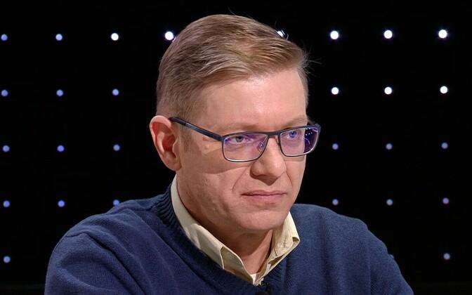 Учитель Таллиннской Тынисмяэской реальной школы Игорь Калакаускас.