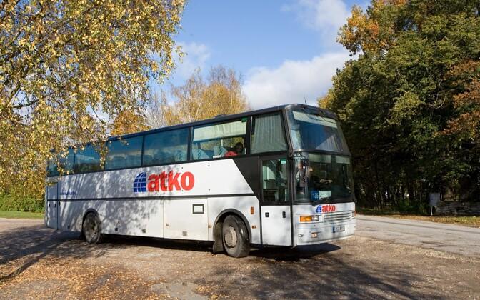 Автобус фирмы ATKO. Иллюстративное фото.