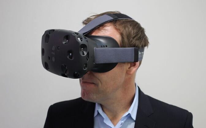 Virtuaalreaalsuse prillid.