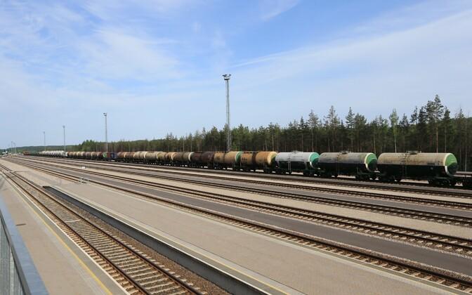 Железная дорога. Иллюстративная фотография.