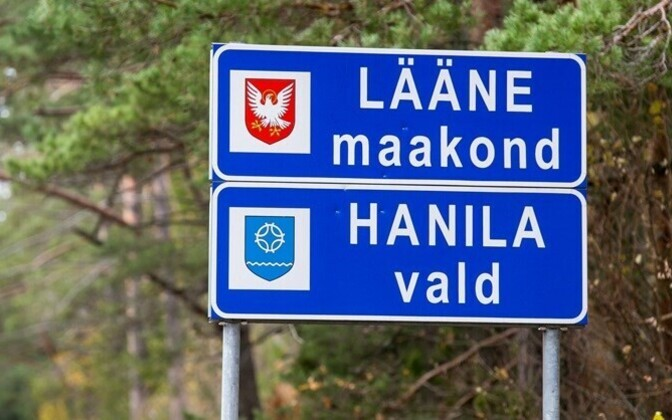 Hanila will become part of the new municipality of Lääneranna, which will be part of Pärnu County.