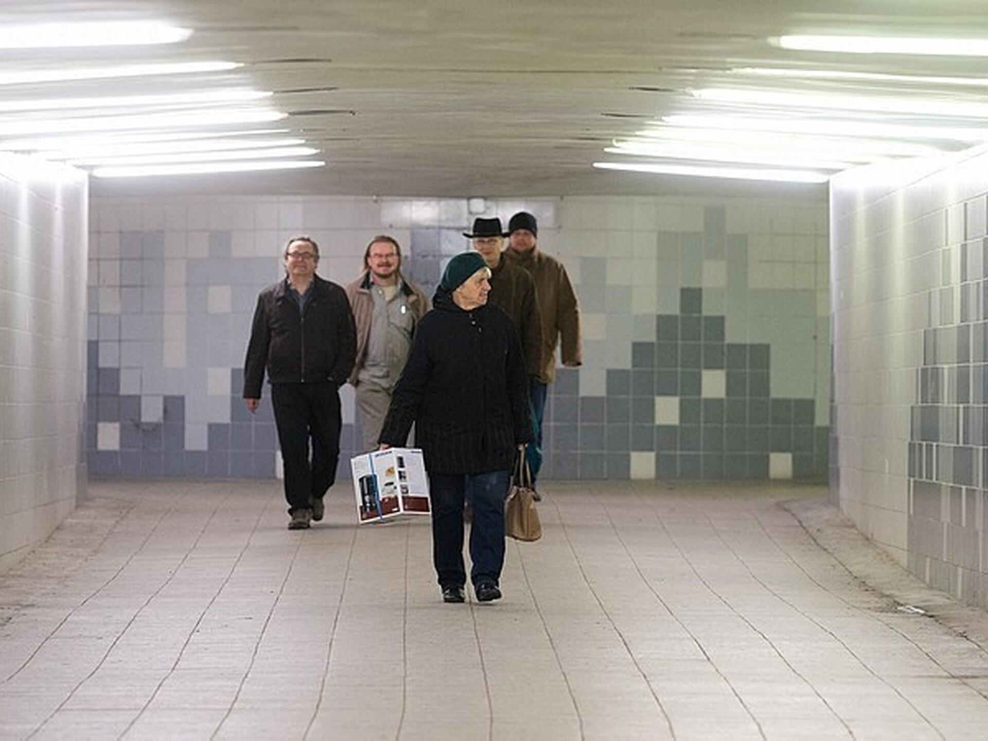 da9aeb3c4bd Balti jaama väljaku rajamise käigus võib jalakäijate tunnel kaduda | Eesti  | ERR