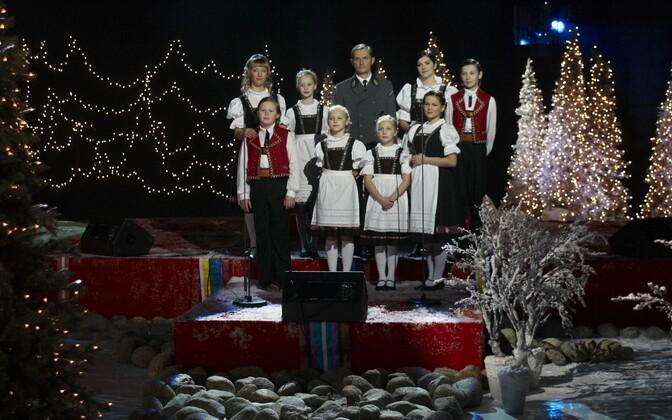Jõulukoor