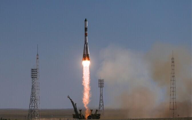 Sojuz-U kanderakett.